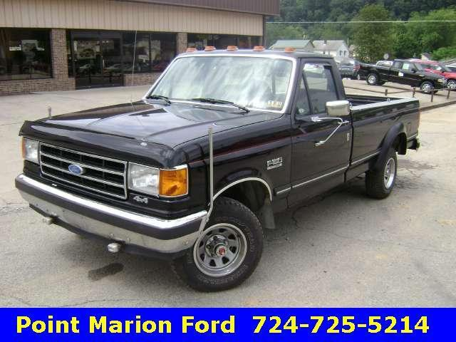 1990 ford f150 xlt lariat for sale in point marion pennsylvania classified. Black Bedroom Furniture Sets. Home Design Ideas