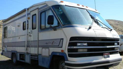 1991 25ft class a motorhome for sale in crystal idaho classified class a motorhome publicscrutiny Choice Image