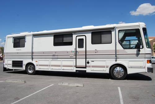 1991 38 Overland Discovery Express Diesel Pusher For Sale