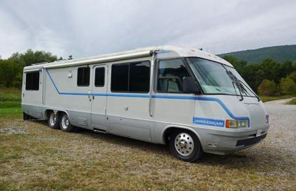 1991 airstream land yacht 36 for sale in los angeles california classified. Black Bedroom Furniture Sets. Home Design Ideas