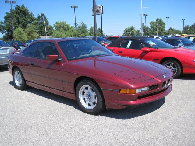 1991 bmw 850 i 1991 bmw 850 model i car for sale in owensboro ky 4365081652 used cars on. Black Bedroom Furniture Sets. Home Design Ideas