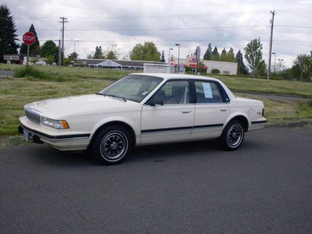 1991 Buick Century Limited for Sale in Salem Oregon