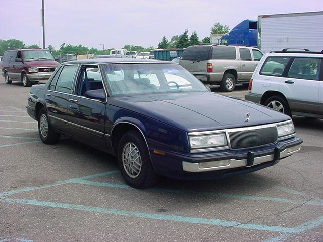 1991 Buick Lesabre Custom For Sale In Pontiac Michigan