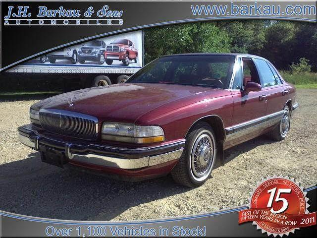 1991 buick park avenue for sale in cedarville illinois classified. Cars Review. Best American Auto & Cars Review