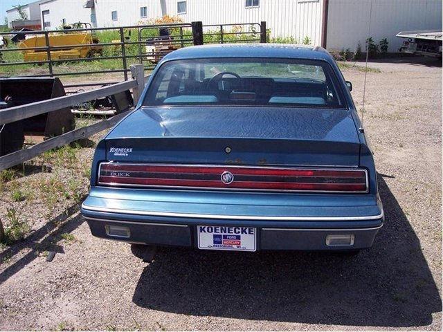1991 Buick Skylark For Sale In Reedsburg Wisconsin Classified