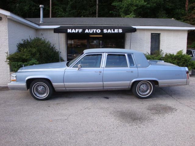 1991 Cadillac Brougham for Sale in Roanoke, Virginia ...