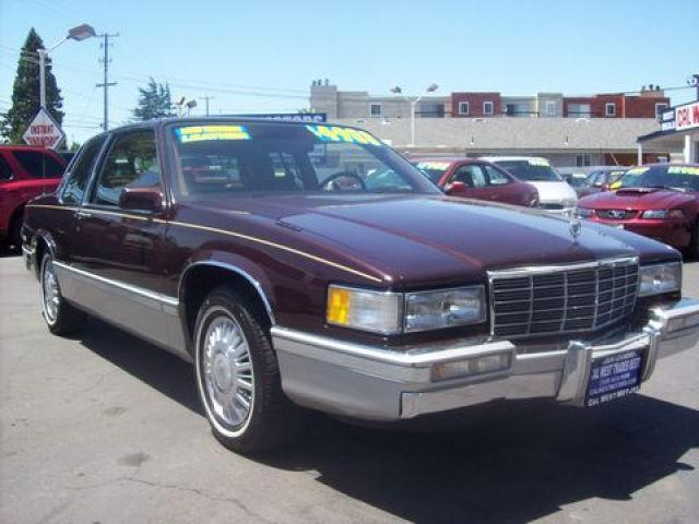 1991 cadillac deville for sale in san leandro california. Cars Review. Best American Auto & Cars Review