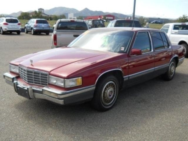 1991 cadillac deville for sale in cottonwood arizona. Cars Review. Best American Auto & Cars Review
