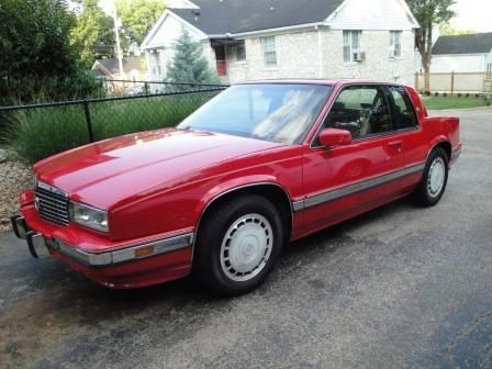 1991 Cadillac Eldorado Touring Coupe For Sale In Bowling