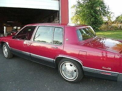 1991 Cadillac Sedan Deville with gold package for Sale in ...