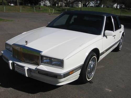 Cadillac Seville Sts K Original Miles Americanlisted