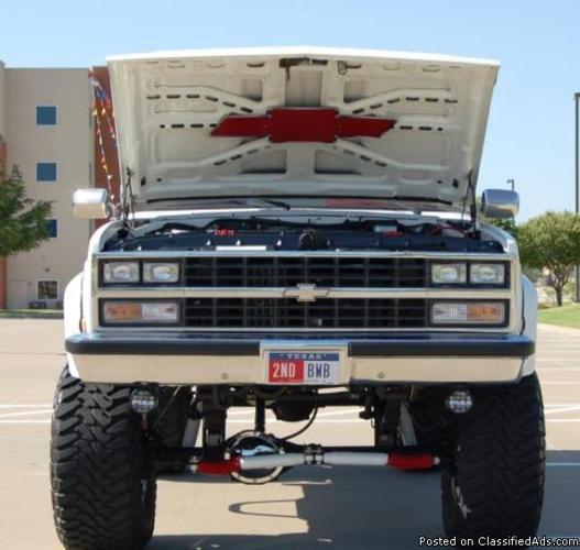 Houston Buick Dealers: 1991 Chevrolet Blazer K5 / V10 For Sale In Houston, Texas