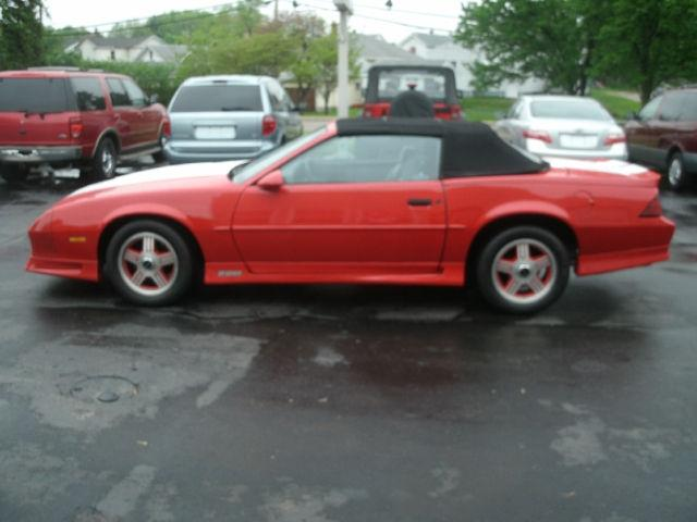 1991 chevrolet camaro z28 for sale in troy ohio classified. Black Bedroom Furniture Sets. Home Design Ideas