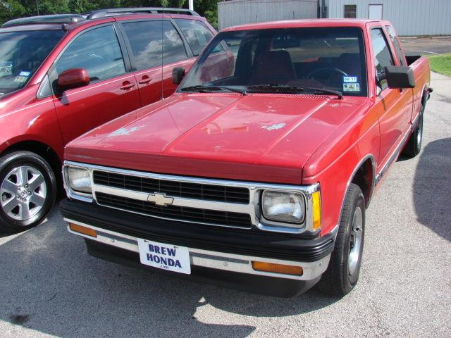 1991 chevrolet s 10 for sale in longview texas classified. Black Bedroom Furniture Sets. Home Design Ideas