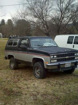 1991 Chevy Blazer K5 For Sale In Shawsville Virginia