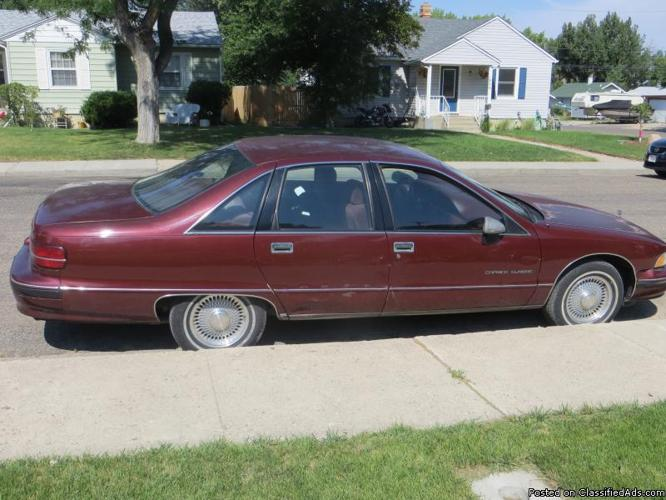1991 Chevy Caprice Classic FOR SALE!