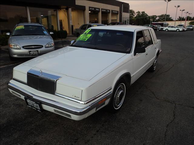 1991 Chrysler New Yorker Fifth Avenue For Sale In Lombard Illinois