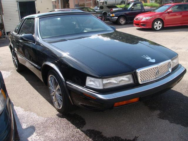 1991 chrysler tc by maserati for sale in tarpon springs florida. Cars Review. Best American Auto & Cars Review