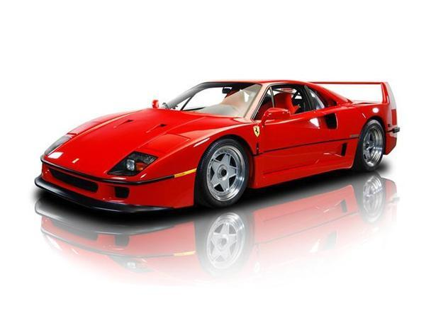 1991 ferrari f40 for sale in charlotte north carolina classified. Black Bedroom Furniture Sets. Home Design Ideas