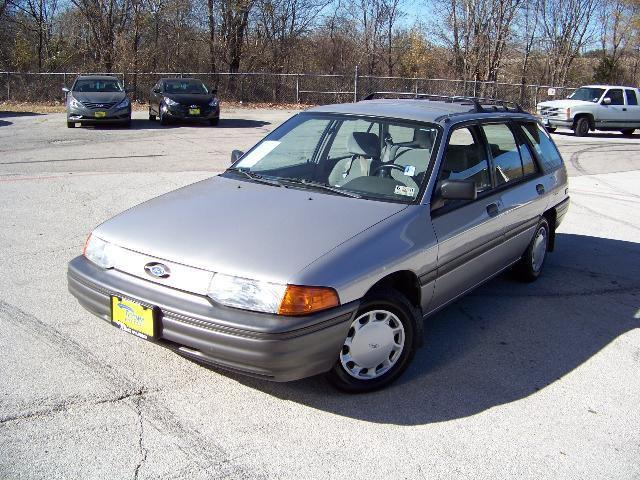 1991 Ford Escort Lx For Sale In Sherman Texas Classified