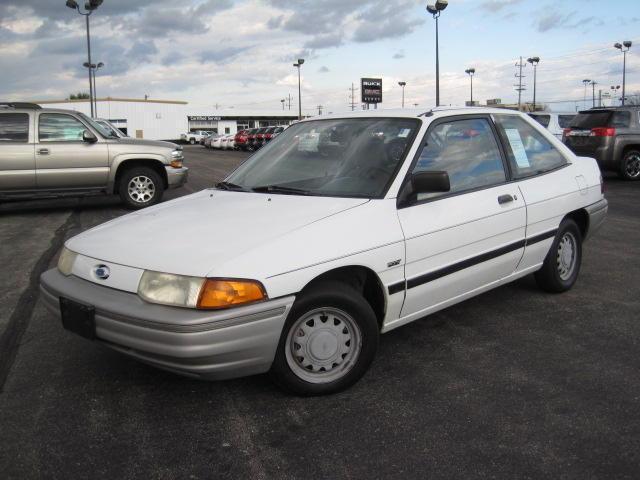 1991 Ford Escort Pony for Sale in Cincinnati, Ohio ...