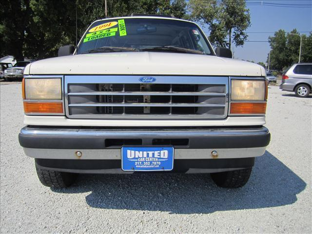 1991 ford explorer xlt for sale in champaign illinois classified. Black Bedroom Furniture Sets. Home Design Ideas
