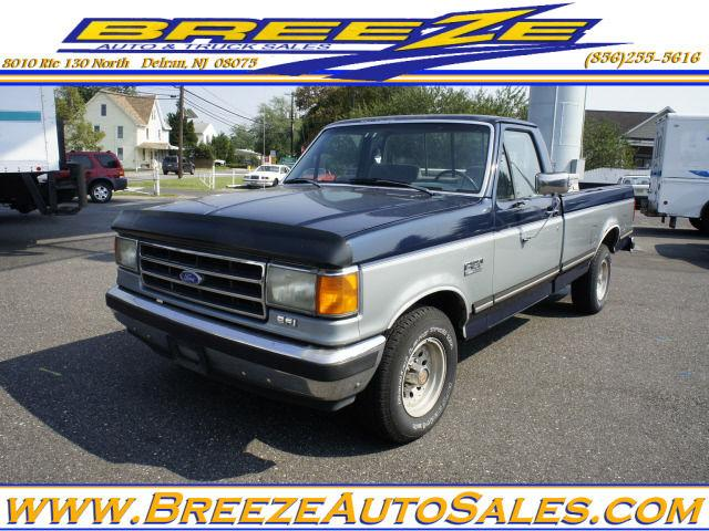 1991 ford f150 xlt lariat for sale in delran new jersey classified. Black Bedroom Furniture Sets. Home Design Ideas