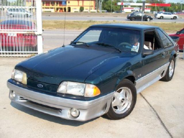 1991 ford mustang gt for sale in houston texas classified. Black Bedroom Furniture Sets. Home Design Ideas