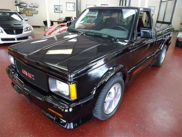 1991 gmc syclone for sale in tallahassee florida classified. Black Bedroom Furniture Sets. Home Design Ideas