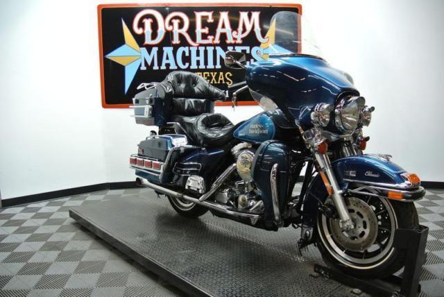 1991 Harley Davidson Flhtc Electra Glide Classic