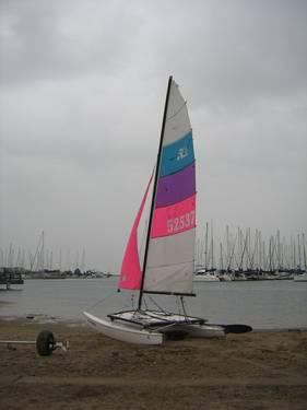 1991 Hobie 14 Turbo
