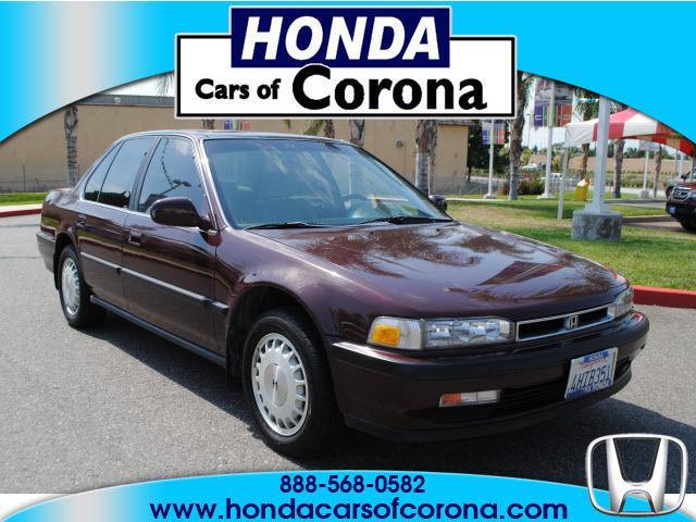 1991 honda accord ex for sale in corona california for Honda corona ca