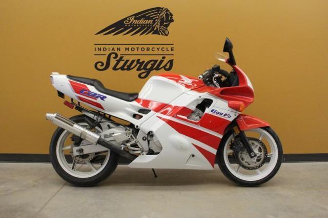 Honda Sioux Falls >> 1991 Honda CBR600F2 for Sale in Bear Butte, South Dakota ...