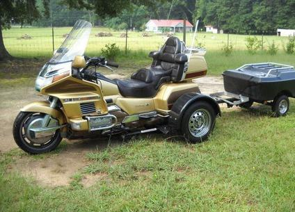 Honda Of Russellville >> 1991 HONDA goldwing TRIKE AND TRAILER for Sale in Little ...