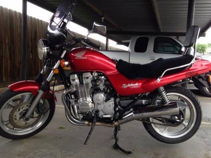 1991 honda nighthawk 750cc motorcycle 1991 honda for Honda motorcycle dealer dallas