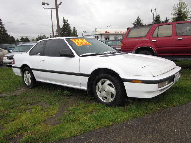 1991 honda prelude si for sale in everett washington classified. Black Bedroom Furniture Sets. Home Design Ideas