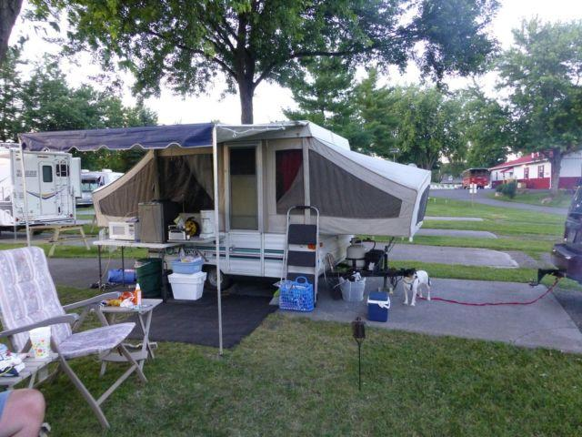 Popup Camper Trailers Mobile Homes For Sale In The USA