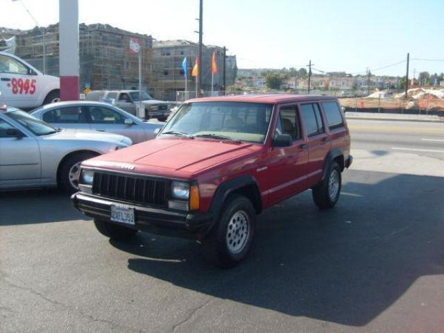 1991 jeep cherokee sport for sale in long beach california classified. Cars Review. Best American Auto & Cars Review