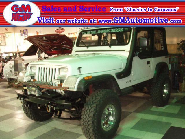 1991 jeep wrangler s 1991 jeep wrangler s car for sale in kingsville md 4365489580 used. Black Bedroom Furniture Sets. Home Design Ideas