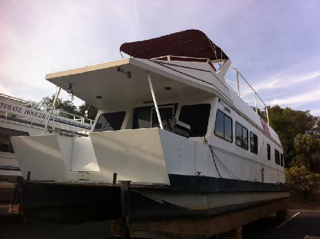 1991 Leisure Craft Luxury Cruiser In Oroville CA For Sale
