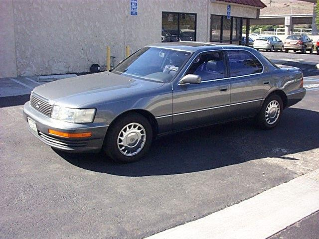 1991 lexus ls 400 for sale in mission viejo california classified. Black Bedroom Furniture Sets. Home Design Ideas