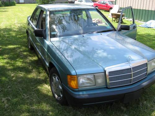 1991 mercedes 190e sw fort wayne in for sale in for Mercedes benz fort wayne indiana