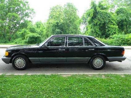 1991 mercedes benz 350sdl for sale in philadelphia for Mercedes benz for sale in pa