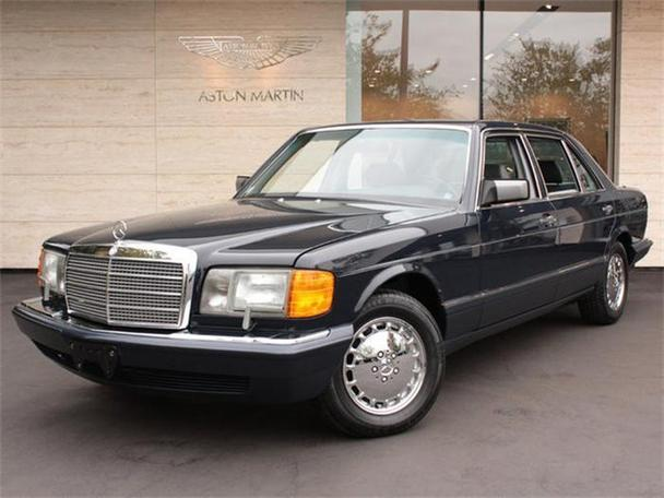 1991 mercedes benz 420sel for sale in bellevue washington for 1991 mercedes benz 420sel
