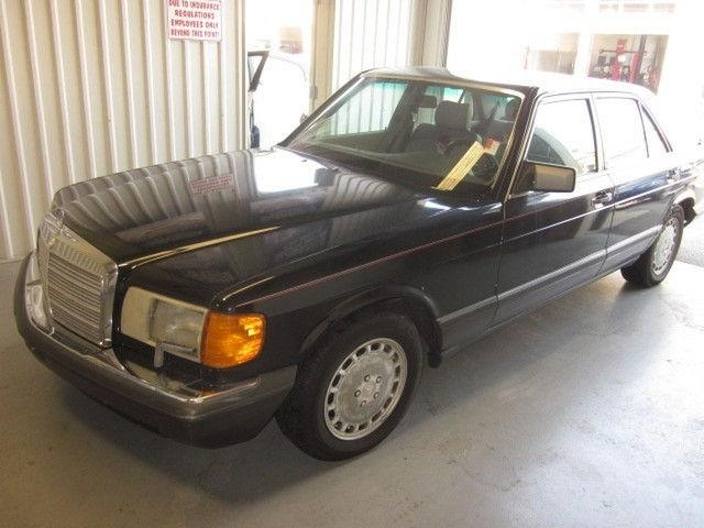 1991 mercedes benz s class 350sd turbo for sale in macon for Mercedes benz macon