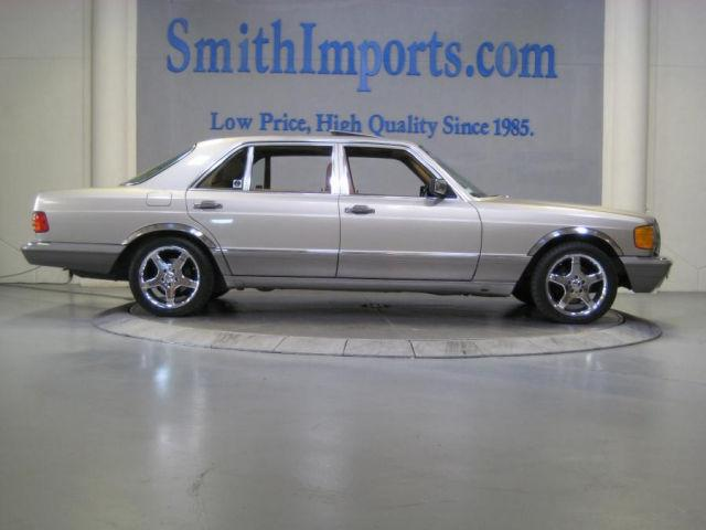 1991 Mercedes Benz S Class 560sel For Sale In Memphis