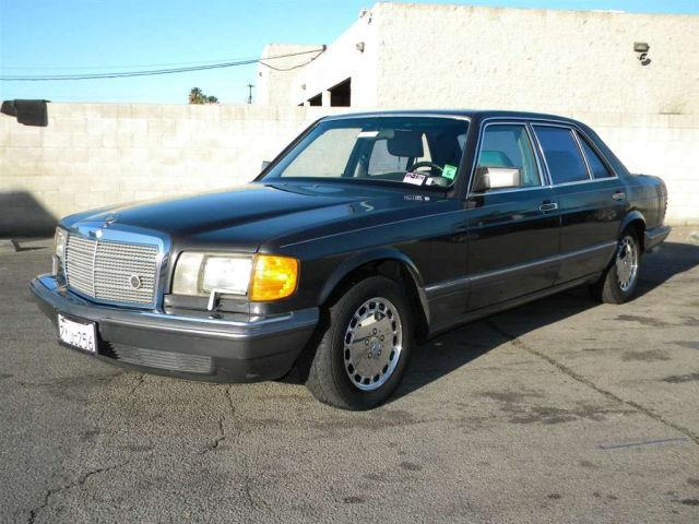 1991 mercedes benz s class 560sel for sale in redlands for 1991 mercedes benz 560sel