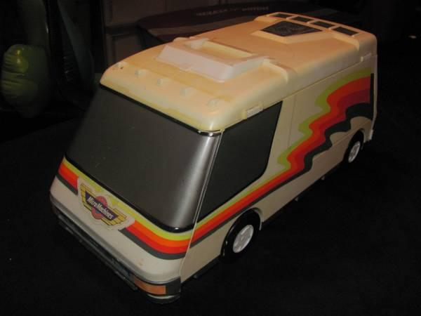1991 Micro Machines super city van - $30