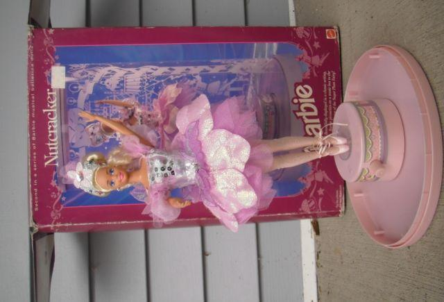 1991 Musical Nutcracker Barbie
