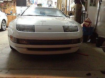 1991 Nissan 300ZX 2+2 Coupe 2-Door 3.0L Impressive & 1991 Nissan 300ZX 2+2 Coupe 2-Door 3.0L Impressive Original ...